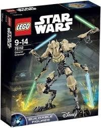 Intertoys Lego Star Wars 75112 General Grievous LIEFERBAR für 34,99 € inkl. Versand!