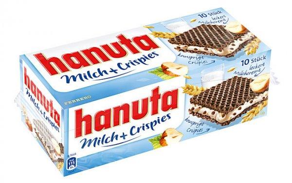 [Penny - Bundesweit?] Abverkauf Hanuta Milch & Crispies 10er Packung