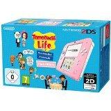 Nintendo 2DS rosa-weiß + Tomodachi Life inkl.Vsk für 85,29 € > amazon.fr