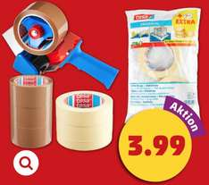 [Penny/Bundesweit] Diverse Tesa-Sets für 3,99€ (z.B. Packband-Abroller, inkl. 1 Rolle Packband oder 3er-Packung Packband) ab 28.01.2016