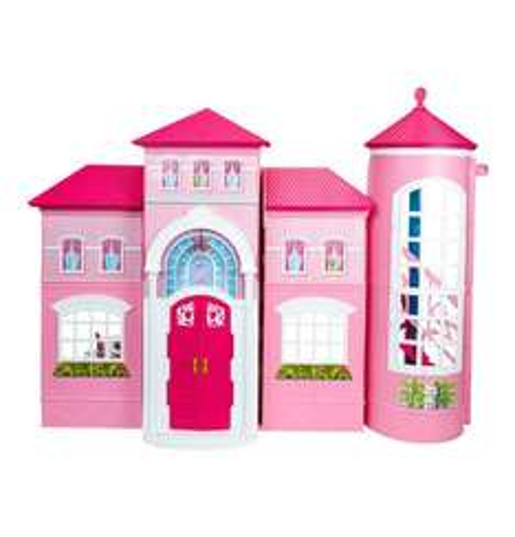 [Galeria Kaufhof] Sonntagsangebot BARBIE Traumhaus Malibu von Mattel (mit Payback 67,49 €)