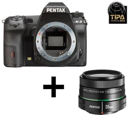 Pentax K-3 mit Kit 35 mm Objektiv für 699,62€ @Amazon.fr