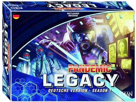 Pandemic Legacy Season 1 Brettspiel zum Bestpreis