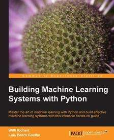 "E-Book ""Building Machine Learning Systems with Python"" als Gratisdownload"