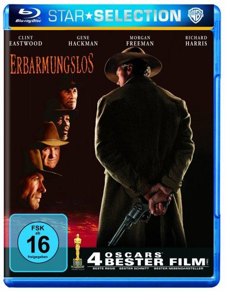 Erbarmungslos(Unforgiven),Excalibur Blu-rays bei Amazon.de für je 5€ mit Prime oder + 3€ Versandkosten bzw. ein Buch
