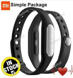 Xiaomi MiBand 1S Smart Armband incl. Herzfrequenz (tinydeal) Fitness Armband