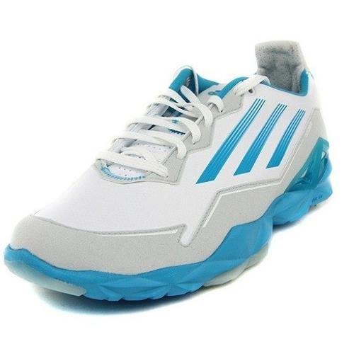 Adidas Adizero Trainer M Sneaker weiß/blau/grau für 39,95 € zzgl. 3,50 € Versand = 43,45 €