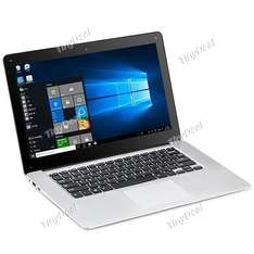 "Notebook, PIPO W9S, 14.1"" IPS Bildschirm, Windows 10, Intel Atom X5 Z8300, 4GB RAM, 64GB ROM, Quad-Core"