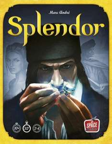 Splendor (Brettspiel, Gesellschaftsspiel, Thalia.de)