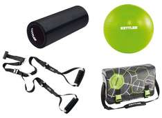 [AMAZON] Kettler Accessoires Functional Training Set Athlete, Schwarz /Grün, 07381-400
