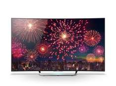 Sony KD55S8005CBAEP 55 Zoll Curved Fernseher (4K UHD, Triple Tuner, 3D, Android TV, EEK A) für 1111,- € @Amazon.de
