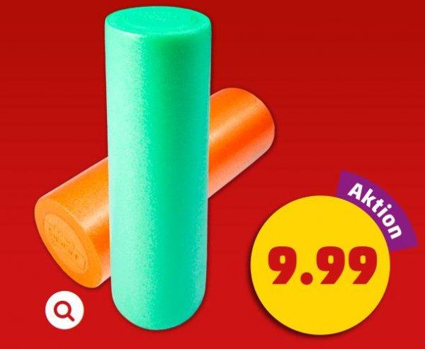 [Penny/Bundesweit] FOR Sport Massagerolle ähnlich Blackroll, 2 Variationen ab dem 21.01.16 für 9.99€