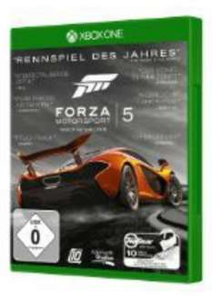 Forza 5 Game of the year Edition  bei Saturn 14,99 Euro (Abholung)