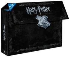 [Amazon.fr]Harry Potter Hogwarts Box Blu-ray (11 Disk) für 34,25€