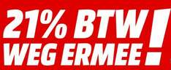 [MediaMarkt NL] 21 % MwSt Aktion vom 27. - 31. Januar 2016