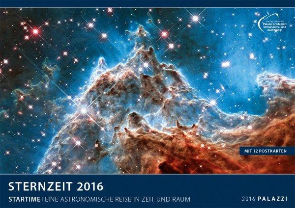 [Amazon] Sternzeit 2016 Kalender (Palazzi) - 50% - 22,39 Euro + weitere Angebote!