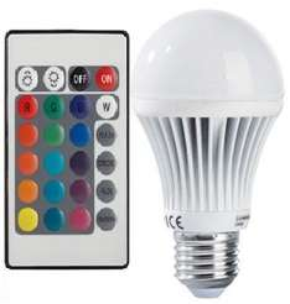 Lidl LIVARNO LUX® LED-Farbeffektlampe offline ab 28.01.