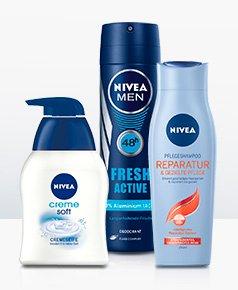 30-40% Rabatt auf Pflegeprodukte von NIVEA, Florena, Hansaplast u.v.m. im Spar-Abo bei Amazon *UPDATE* 3€ Sofortrabatt auf Nivea
