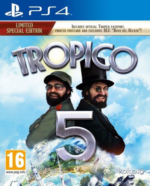 [Amazon.co.uk] Tropico 5 für PS4 für 14,87€