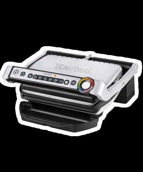 (Lokal Euskirchen ) TEFAL GC 702 D Optigrill Kontaktgrill mit automatischer Grilltemperaturanpassung im Hit