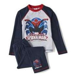 Superhelden Kinder Pyjamas für je 10€ bei Zavvi