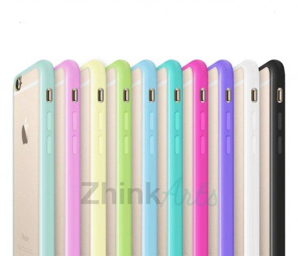 [EBAY] Bumper inkl. Panzerglas für 4,99, Iphone 4,5,6,6+ Samsung S4,S5,S6,S6 Edge Plus, deutscher Händler