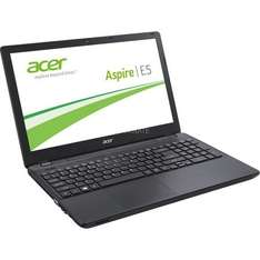 "Farbig sortiert > Das Acer Notebook ""Aspire E5-573G-35FD"" (15,6"", Intel® Core™ i3-4005U, WLAN, BT 4.0, Windows 10 Home 64-Bit) für 403,95 €, @ZackZack"