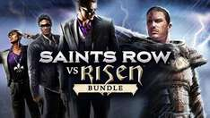 [Steam] Saints Row vs. Risen Bundle (DE) (28 Produkte) ab 4,49€ @ Bundle Stars