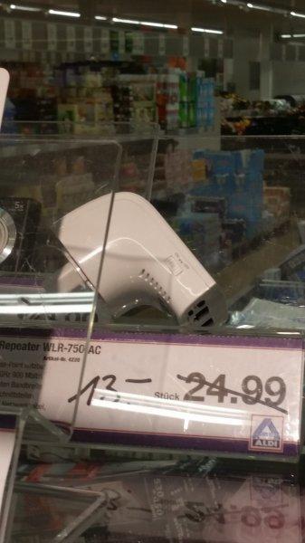 [Lokal Aldi Himmelpforten] Wlan Repeater WLR-750 AC für 13€