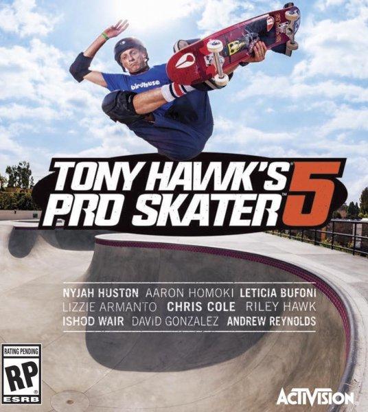 [Saturn.de] Tony Hawk's Pro Skater 5 (PS4 & Xbox One) für 19,99€
