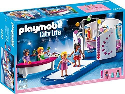 PLAYMOBIL 6148 - Model-Casting auf dem Laufsteg @ Amazon Prime