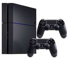 PlayStation 4 1TB + 2x Dualshock 4