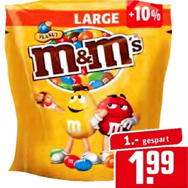 M&M's 330g für 1,99€ bei [REWE Dortmund/Ruhrgebiet]