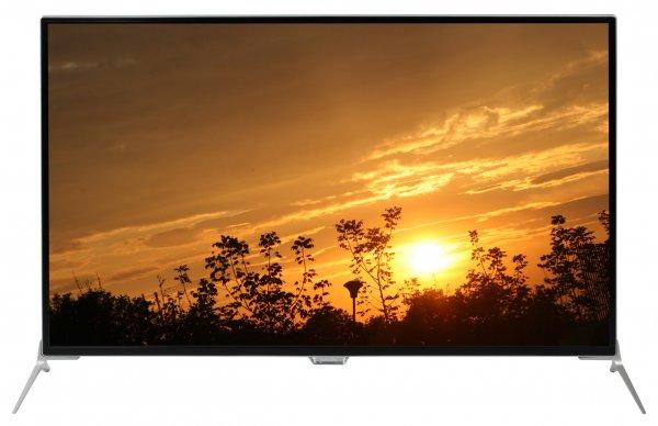 [Comtech] Philips 49PUS7100 Smart TV Ultra HD 3D Fernseher Schwarz EEK: A DVB-T/T2/C/S/S2 2-seitiges Ambilight