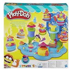 [Amazon Prime] Hasbro Play-Doh Cupcake Karussell Kinder Knete