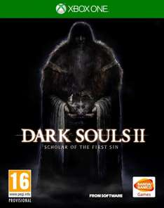 [amazon.co.uk] Dark Souls II Scholar of the First Sin Xbox One für 15,94€ inkl. Versand