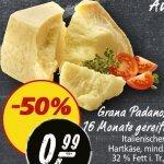 (real,- ab 25.01) Grana Padano für 0,99€/100gr