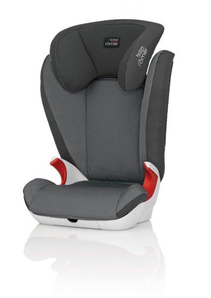 Britax Römer Autositz Kid II,Gruppe 2-3 (15-36kg), Stone Grey,Kollektion 2015 für 72,94€ bei mytoys.de incl.Versand