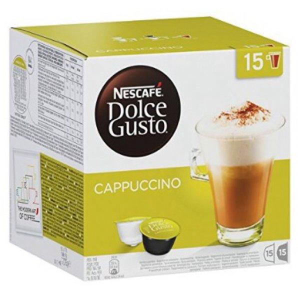 (Amazon Prime) Dolce Gusto Cappuccino 30 Kapsel x 3 für 15,32€
