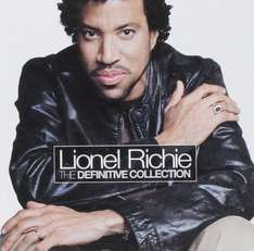 Amazon Prime : Lionel Richie - The Definitive Collection Doppel-CD - Nur 5,99 € Inklusive kostenloser MP3-Version dieses Albums