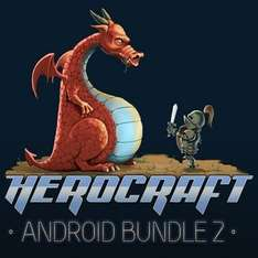 [Android] Herocraft Android Bundle 2 @ Groupees