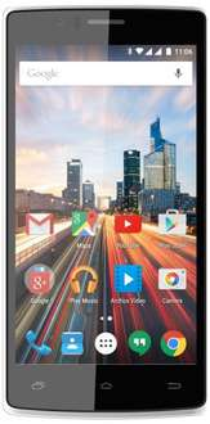 ARCHOS 50d Helium 4G Dual-SIM Android 5.1 Smartphone für 119 € @ Cyberport
