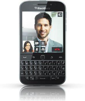 (B-Ware) BlackBerry Classic Q20 - 16GB - Schwarz QWERTZ (Ohne Simlock) für 249,89€ @ Null.de