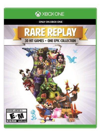 Rare Replay für die XBox One für 19 €