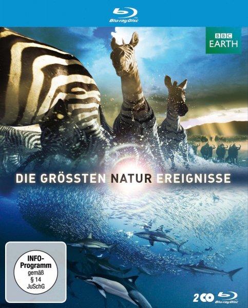 Update***geht wieder***Die größten Naturereignisse (Blu-ray) Doku von BBC Earth für 4,99 € @ Redcoon.de