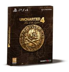 Uncharted 4: A Thief's End – Special Edition (PS4) - 63,28 EUR inkl. VSK vorbestellen