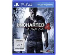 Uncharted 4: A Thief's End Playstation® 4 Vorbestellen