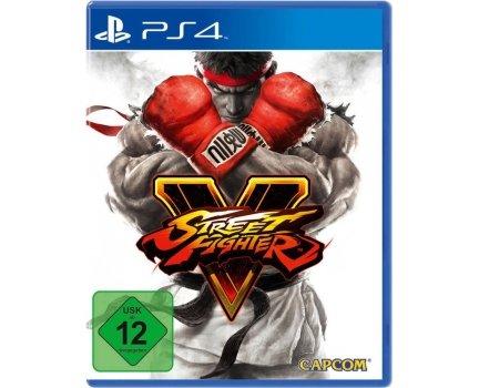 Street Fighter V für PS4