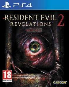 [amazon.co.uk] Resident Evil: Revelations 2 PS4 und Xbox One für 14,66€ inkl. Versand