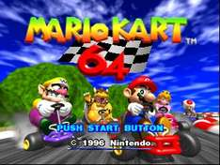 [Virtual Console - Wii U] Mario Kart 64 - 9,99 Euro im Nintendo eShop